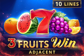 3 Fruits Win: 10 lines | Slot machines Jokermonarch