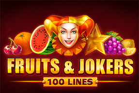 Fruits and Jokers: 100 Lines | Гральні автомати Jokermonarch