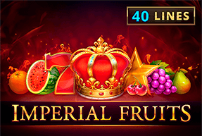 Imperial Fruits: 40 lines | Гральні автомати Jokermonarch