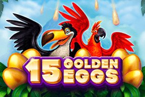 15 Golden Eggs | Slot machines Jokermonarch