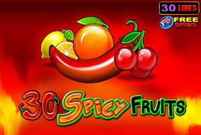 30 Spicy Fruits | Slot machines Jokermonarch