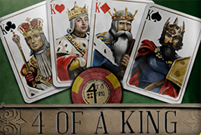 4 of a King | Slot machines Jokermonarch