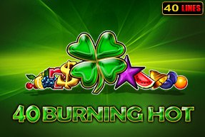 40 Burning Hot | Slot machines Jokermonarch