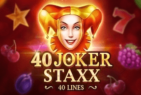 40 Joker Staxx | Slot machines Jokermonarch