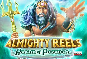 Almighty Reels: Realm of Poseidon | Slot machines Jokermonarch
