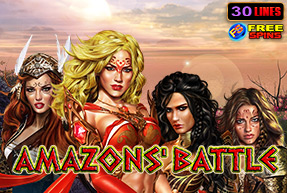 Amazons Battle | Slot machines Jokermonarch