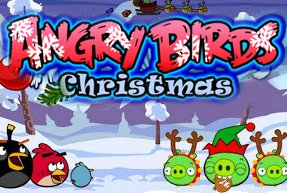 Angry Birds Christmas | Slot machines Jokermonarch