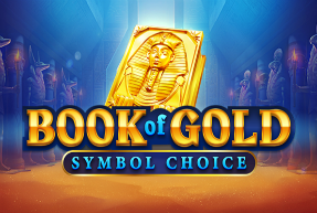 Book of Gold: Symbol Choice | Гральні автомати Jokermonarch