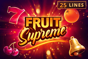 Fruit Supreme: 25 lines | Гральні автомати Jokermonarch