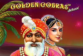 Golden Cobras Deluxe HTML5 | Slot machines JokerMonarch