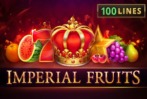 Imperial Fruits: 100 lines | Гральні автомати JokerMonarch