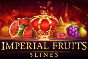 Imperial Fruits: 5 lines | Гральні автомати Jokermonarch