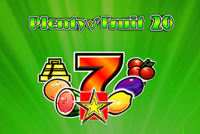 Plenty of Fruit 20 HTML5 | Гральні автомати Jokermonarch