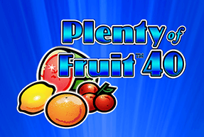 Plenty of Fruit 40 HTML5 | Гральні автомати JokerMonarch