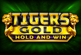 Tiger's Gold: Hold and Win | Игровые автоматы Jokermonarch