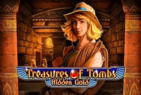 Treasures of Tombs Hidden Gold | Гральні автомати JokerMonarch